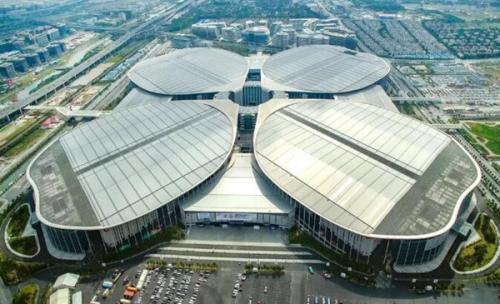 上海中国国际进口博览 会展中心
