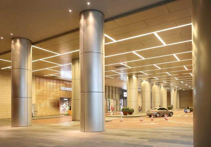雕花铝单板的使用特性及检验方法