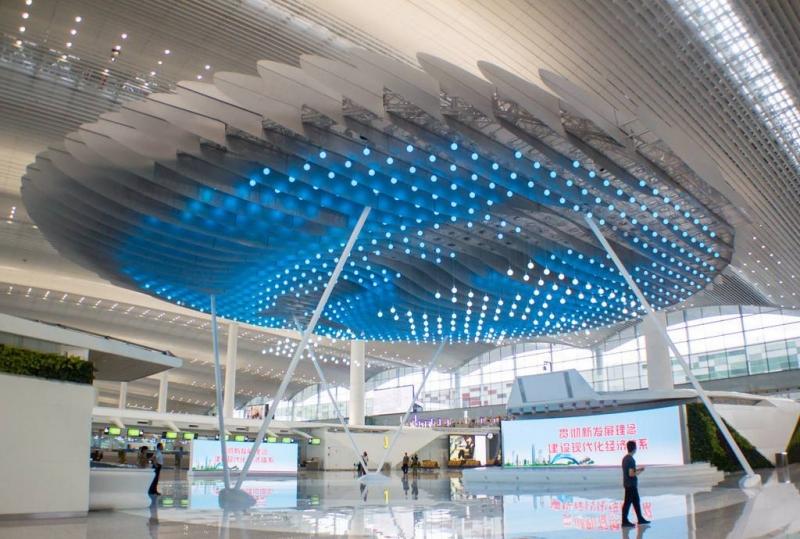 广州白云机场T2