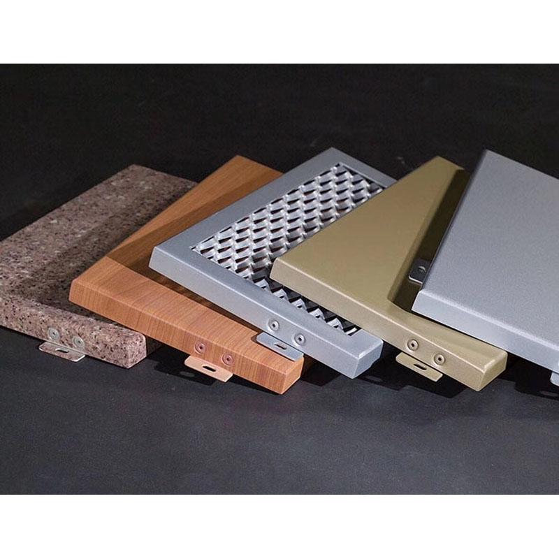 你知道铝单板吗?