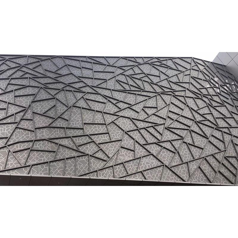 喷铝单板前的七种处理