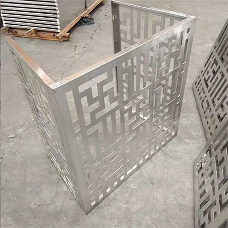 铝合金空调罩的特点