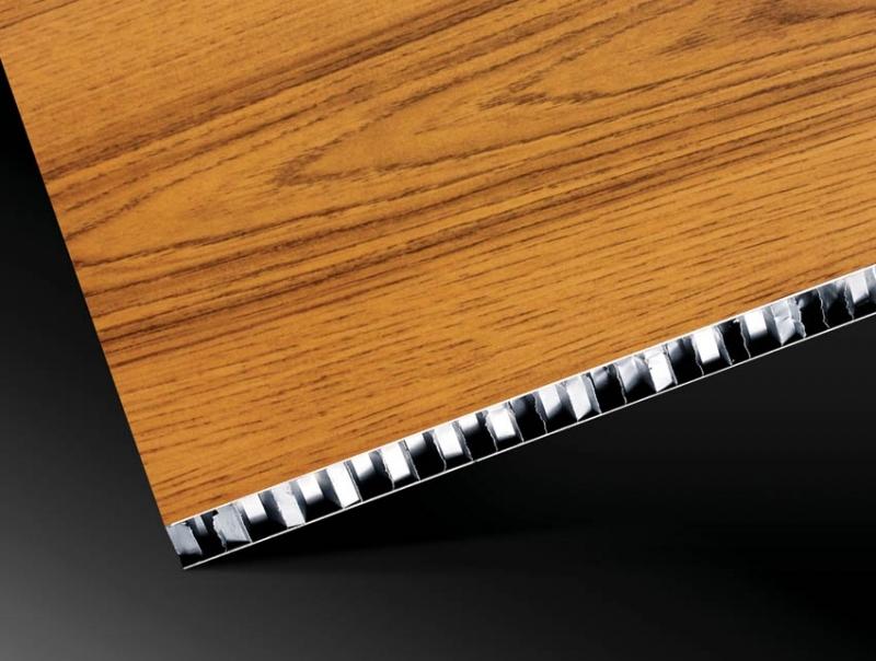 铝蜂窝板的特性及应用
